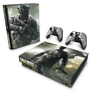 Xbox One X Skin - Call of Duty: Infinite Warfare
