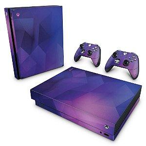 Xbox One X Skin - Abstrata #1