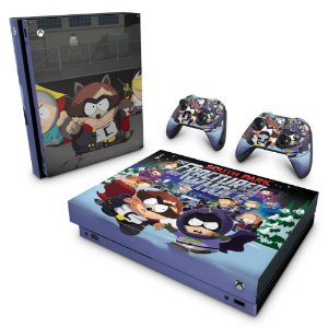 Xbox One X Skin - South Park: The Fractured But Whole