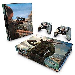 Xbox One X Skin - Sniper Elite 4
