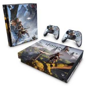 Xbox One X Skin - Horizon Zero Dawn