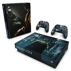 Xbox One X Skin - Injustice 2