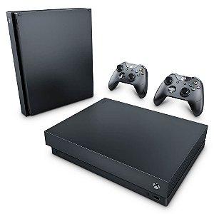 Xbox One X Skin - Transparente