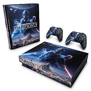 Xbox One X Skin - Star Wars - Battlefront 2