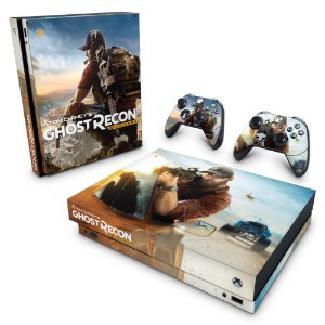 Xbox One X Skin - Ghost Recon Wildlands