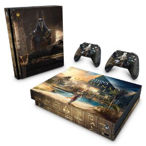 Xbox One X Skin - Assassin's Creed: Origins