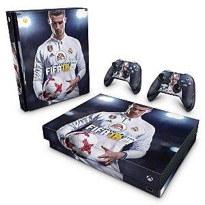 Xbox One X Skin - FIFA 18