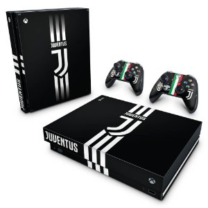 Xbox One X Skin - Juventus Football Club