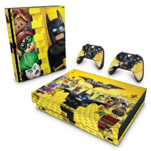 Xbox One X Skin - Lego Batman