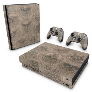 Xbox One X Skin - Shadow Of The Colossus