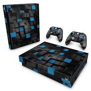 Xbox One X Skin - Cubo