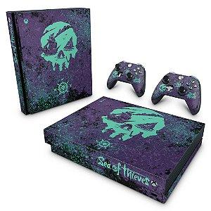 Xbox One X Skin - Sea Of Thieves Bundle