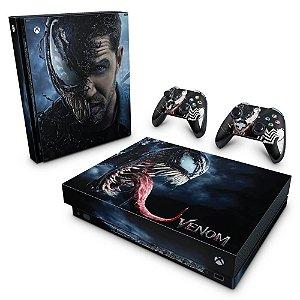 Xbox One X Skin - Venom