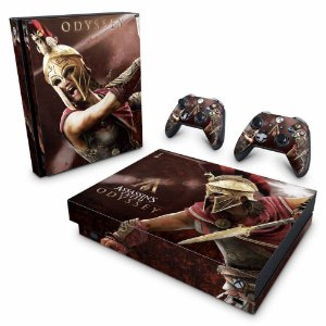 Xbox One X Skin - Assassins Creed Odyssey