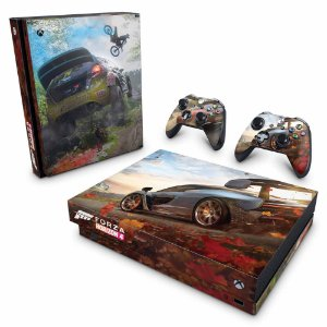 Xbox One X Skin - Forza Horizon 4