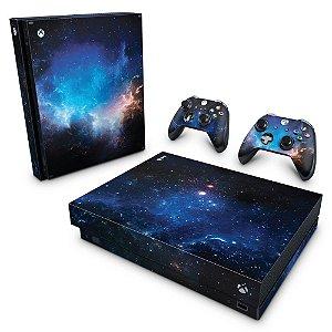Xbox One X Skin - Universo Cosmos