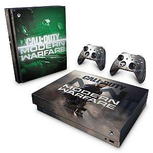 Xbox One X Skin - Call Of Duty Modern Warfare