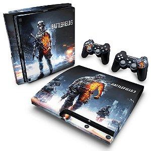 PS3 Slim Skin - Battlefield 3