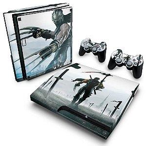 PS3 Slim Skin - Ninja Gaiden 2