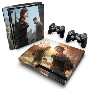 PS3 Slim Skin - The Last of Us