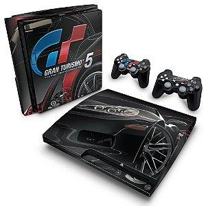 PS3 Slim Skin - Gran Turismo #A