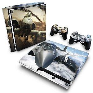 PS3 Slim Skin - Tom Clancys Hawx 2
