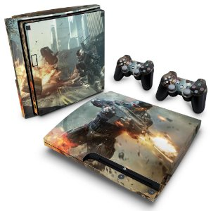 PS3 Slim Skin - Crysis 2