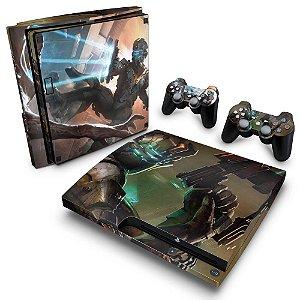 PS3 Slim Skin - Dead Space 2