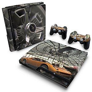 PS3 Slim Skin - Gran Turismo #B