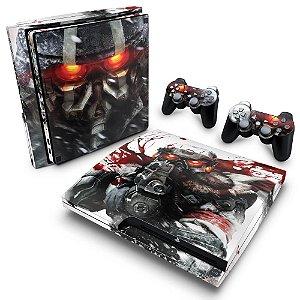 PS3 Slim Skin - Killzone 3