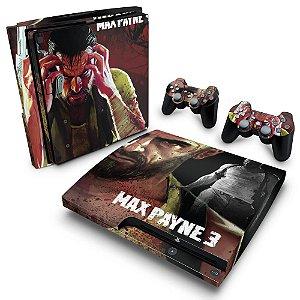 PS3 Slim Skin - Max Payne