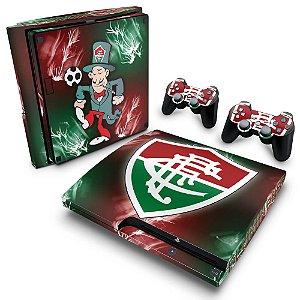 PS3 Slim Skin - Fluminense