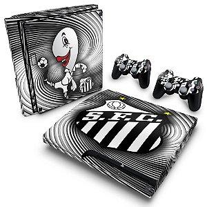 PS3 Slim Skin - Santos