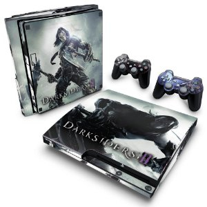 PS3 Slim Skin - Darksiders 2