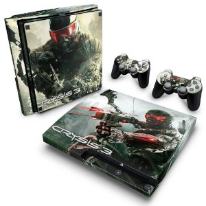PS3 Slim Skin - Crysis 3