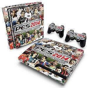 PS3 Slim Skin - PES 2014