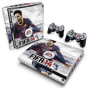 PS3 Slim Skin - FIFA 14