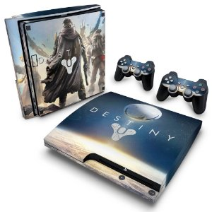 PS3 Slim Skin - Destiny