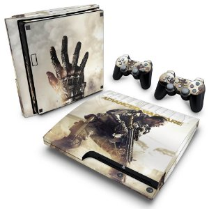 PS3 Slim Skin - Call of Duty Advanced Warfare