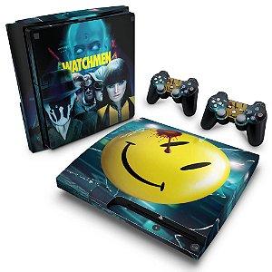 PS3 Slim Skin - Watchmen