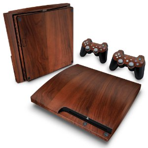 PS3 Slim Skin - Madeira #A