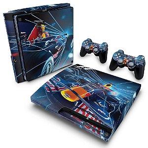 PS3 Slim Skin - Formula 1