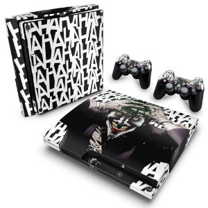 PS3 Slim Skin - Joker Coringa