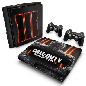 PS3 Slim Skin - Call of Duty: Black Ops 3