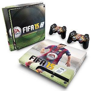 PS3 Slim Skin - FIFA 15