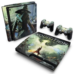 PS3 Slim Skin - Dragon Age: Inquisition