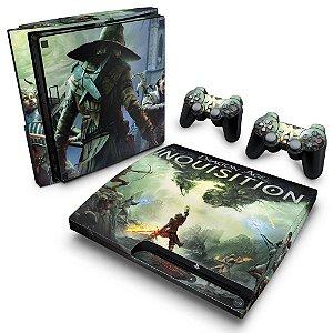 PS3 Slim Skin - Dragon Age: Inquisition