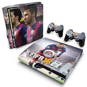 PS3 Slim Skin - FIFA 16