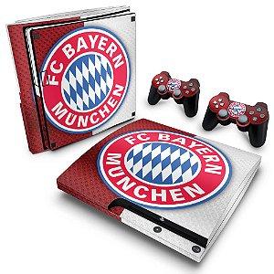 PS3 Slim Skin - Bayern de Munique