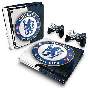 PS3 Slim Skin - Chelsea